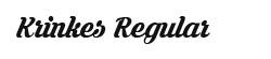 Krinkes Regular
